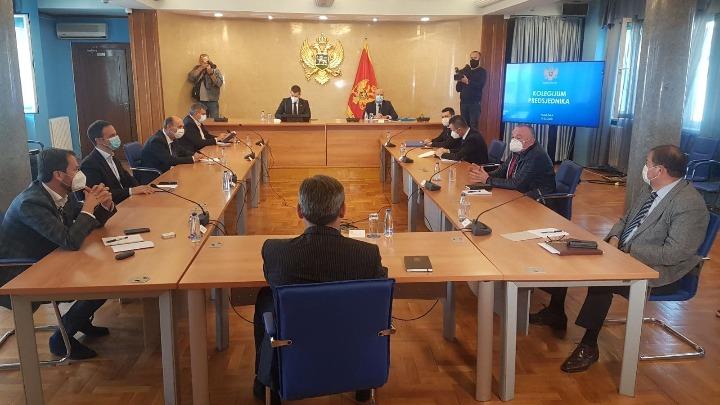 Скупштина о новој влади 24. новембра