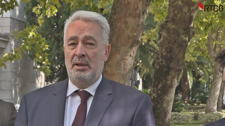 Албанска листа одбила да уђе у владу Здравка Кривокапића
