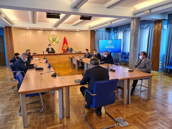 Договорен несметан рад Скупштине Црне Горе