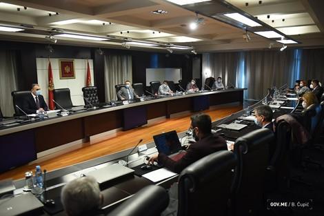 Кривокапић: Састав нове владе биће понат до петка