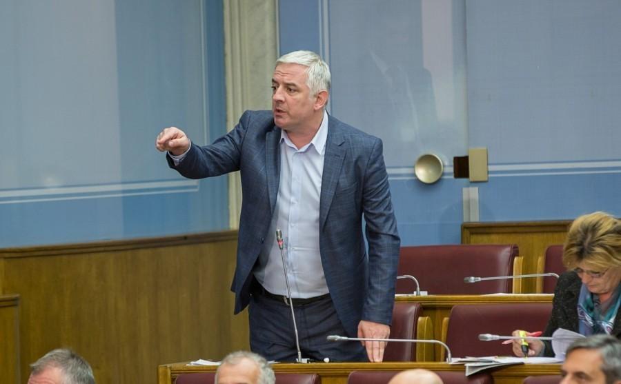 """""""Нико из коалиције За будућност Црне Горе није учествовао у креирању и писању Споразума о програмским приоритетима експертске владе"""""""
