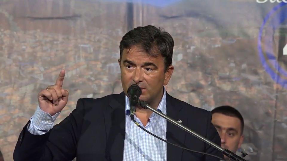 Медојевић: Након пола године анализираћемо резултате будуће црногорске владе и видети да ли ћемо и даље наставити да је подржавамо