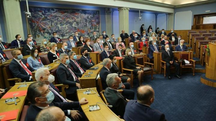 Кривокапић сутра образлаже програм и састав Владе