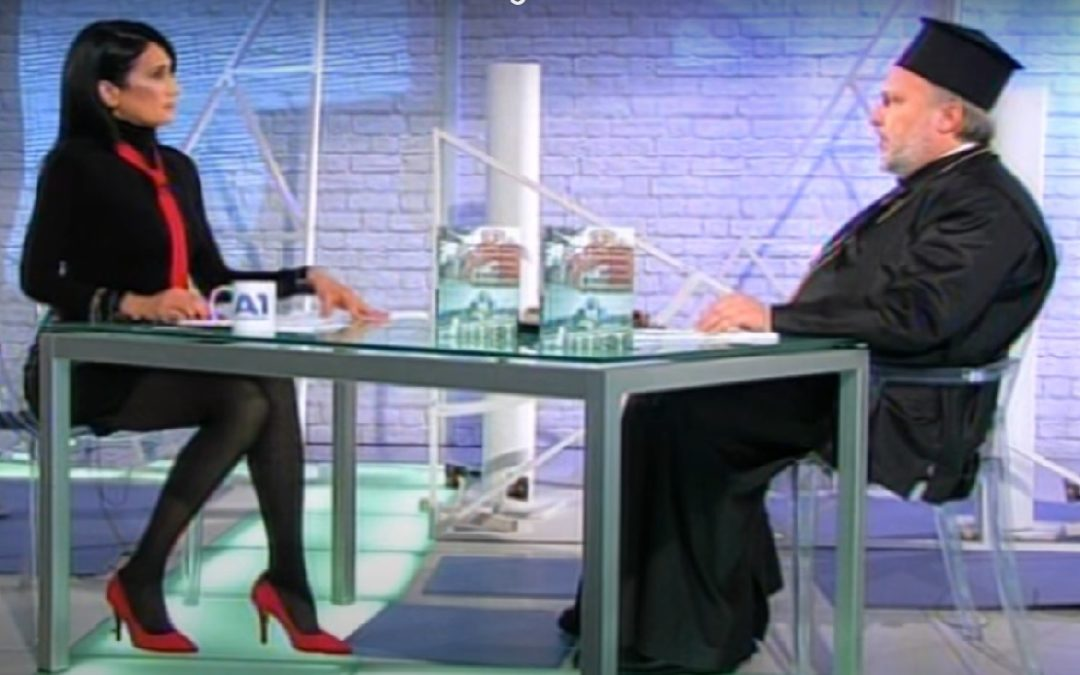 Протојереј-ставрофор др Велибор Џомић: Ускоро ће бити елиминисане све спорне и дискриминаторне одредбе Закона о слободи вјероисповијести