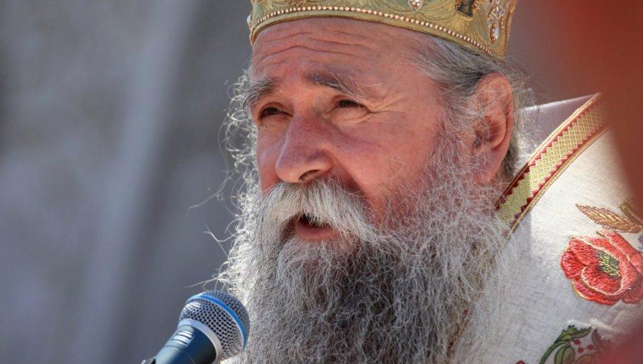 Владика Јоаникије: Ђукановићу остави већ једном Митрополита на миру! Он је на истини, а ти на лажи!