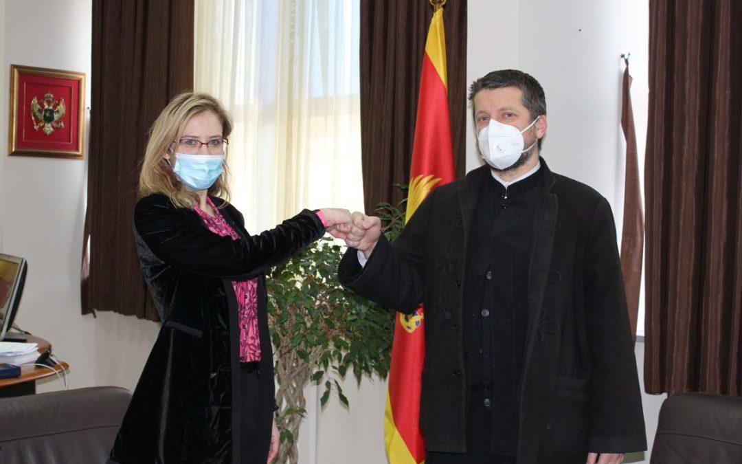 """""""Богословија да буде дио образовног система Црне Горе"""""""