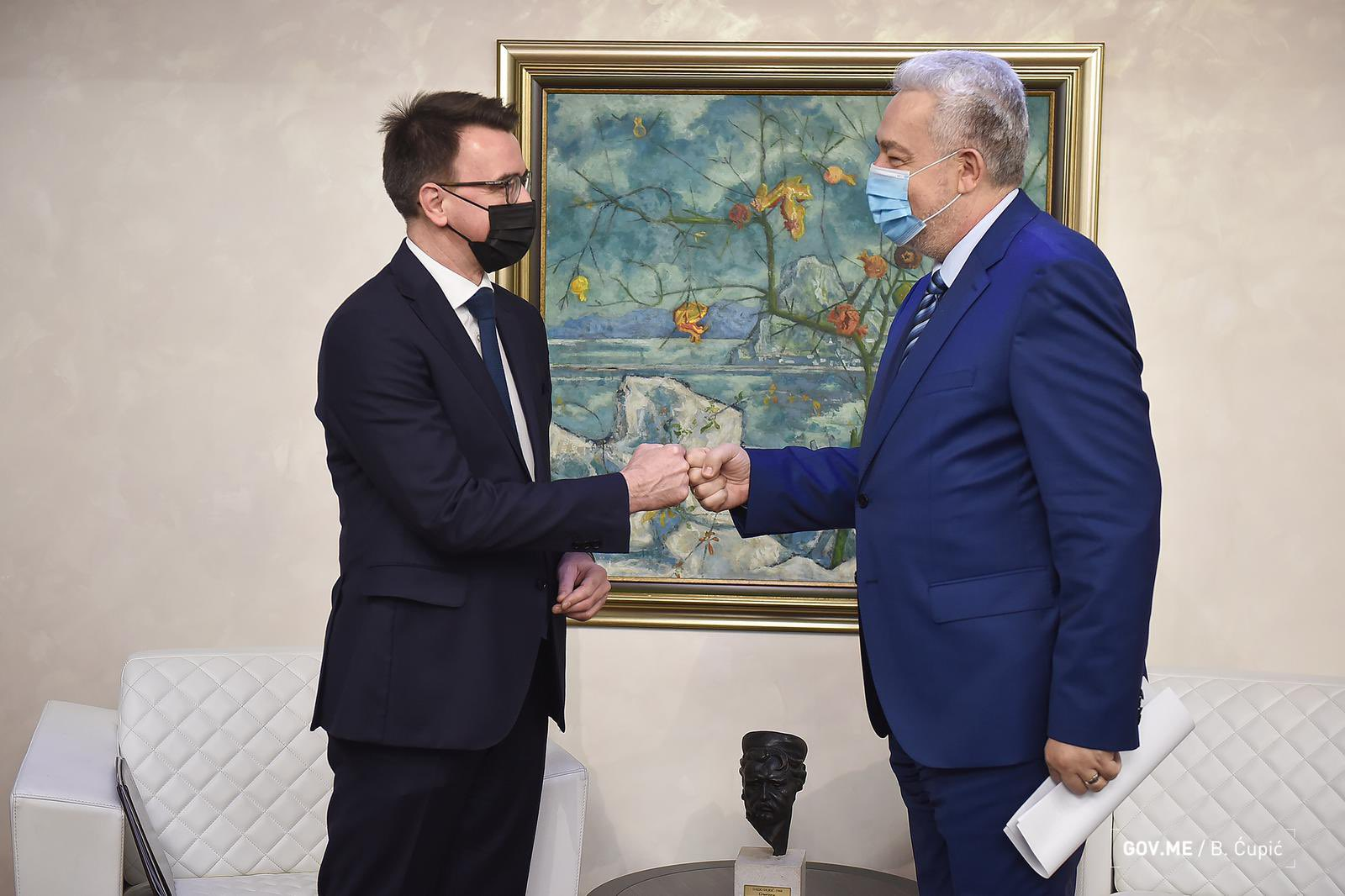 Кривокапић: Црна Гора жели најбоље односе са свима, а посебно са Русијом