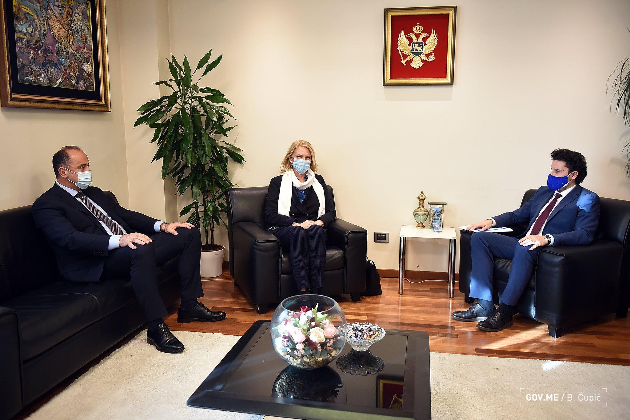 Абазовић најавио промјене у Министарству одбране