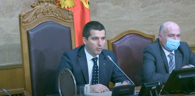 Скупштина Црне Горе изгласала измјене Закона о слободи вјероисповјести