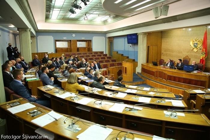 """""""Правовременом реакцијом највиши законодавни орган државе заштитио је и Устав Црне Горе и своју уставну позицију"""""""