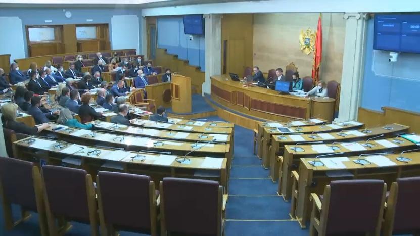 Ponovo usvojen Zakon o slobodi vjeroispovjesti koji je Đukanović vratio Parlamentu