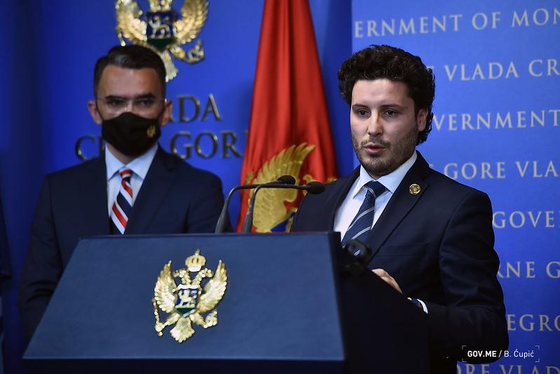 Абазовић: Закон о слободи вјероисповијести значи сигурност за имовину СПЦ у Црној Гори
