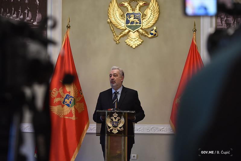 Кривокапић: Слобода која се десила у Црној Гори мора на свим изборима да значи слободан, а не сигуран глас, без обзира од које политичке структуре долази