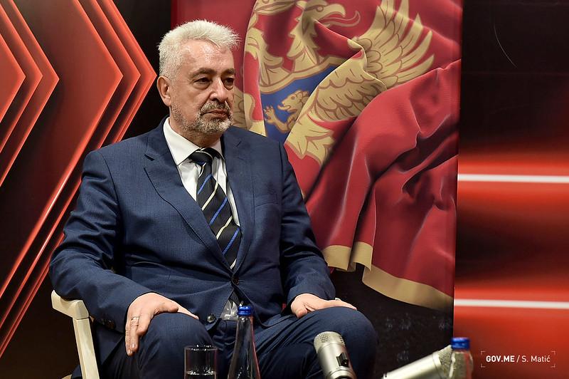 Кривокапић: Односи са Србијом мало уздржани