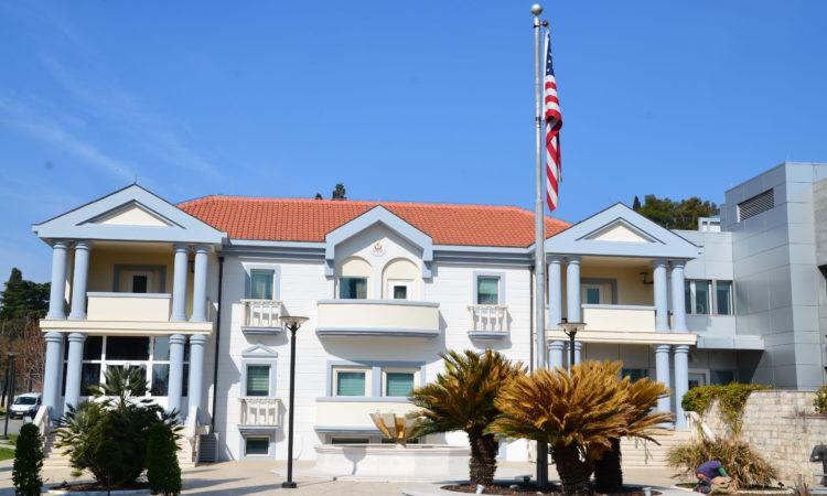 """Амбасада САД  """"забринута због коментара који бацају сумњу на то шта се догодило у Сребреници"""""""