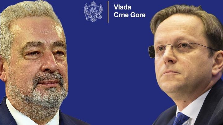 Кривокапић: Црна Гора рачуна на подршку ЕУ у отклањању економских посљедица пандемије
