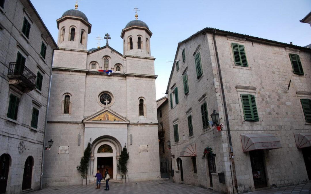 Митрополија: Безумље у Црној Гори почело да добија своје незамисливе облике црквофобије и србофобије