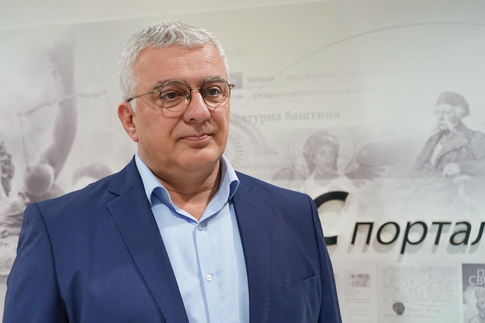 Мандић: Непотписивањем Темељног уговора, Kривокапић је изгубио наше повјерење и подршку