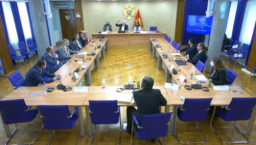 Одбор за људска права и слободе Скупштине Црне Горе није подржао предлог резолуције o Сребреници