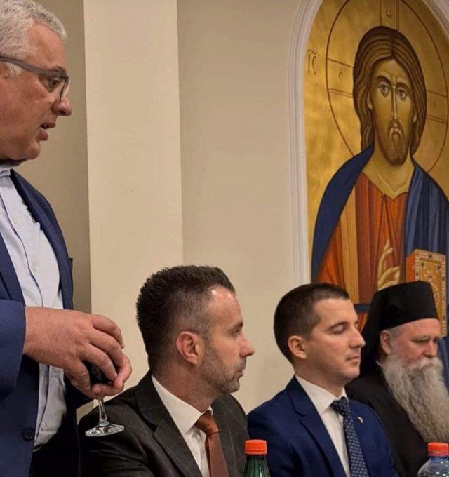Мандић: Митрополит Јоаникије послао јасну поруку; Ми смо спремни да у духу братства нађемо заједничку ријеч са свима