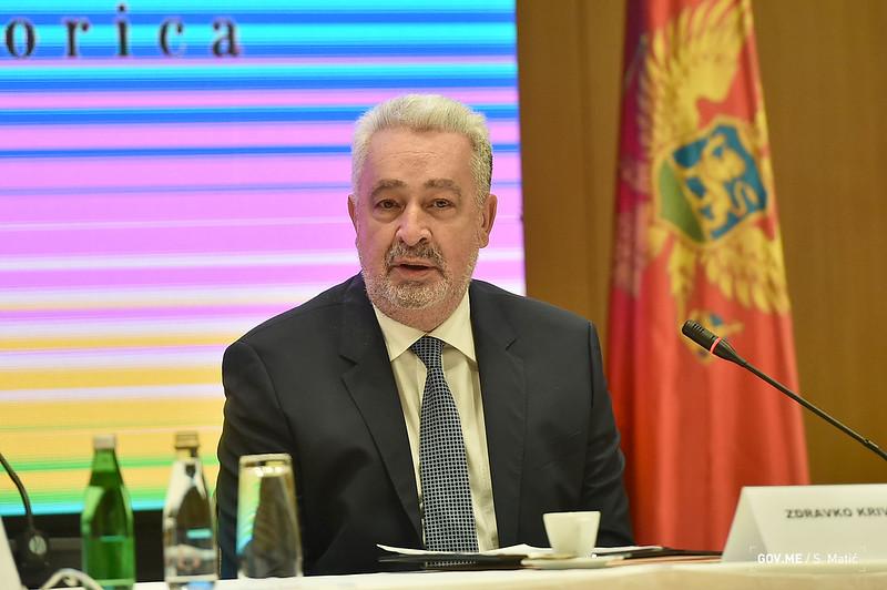 Кривокапић: Активно учествујемо у спровођењу политика НАТО-а