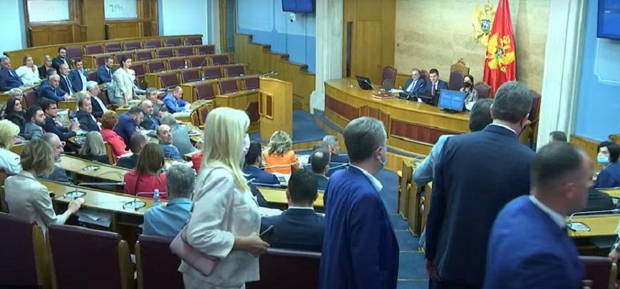 Скупштина Црне Горе усвојила Резолуцију о Сребреници