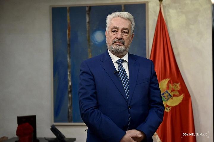 Krivokapić: Gospodine Mandiću, nije srbski narod Vaša prćija