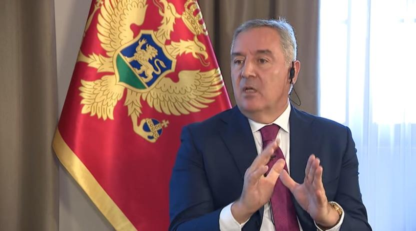 Ђукановић: Перманентан је вишевјековни напор из Србије, којег артикулише великосрбски национализам да присвоји Црну Гору
