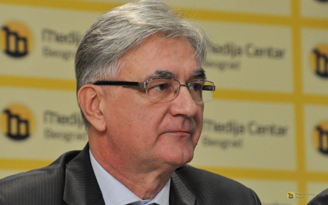Лукић: Крајњи циљ Русија, међуциљ Србија, док тренутни главни напад иде на Републику Српску