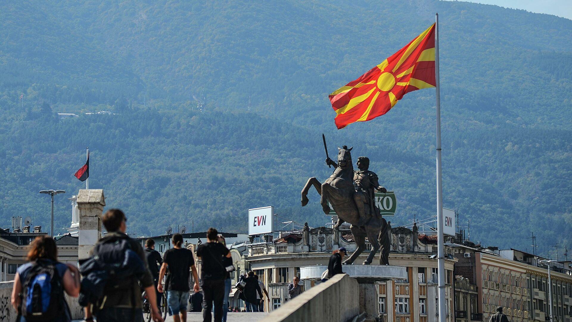 Северна Македонија протерује руског дипломату
