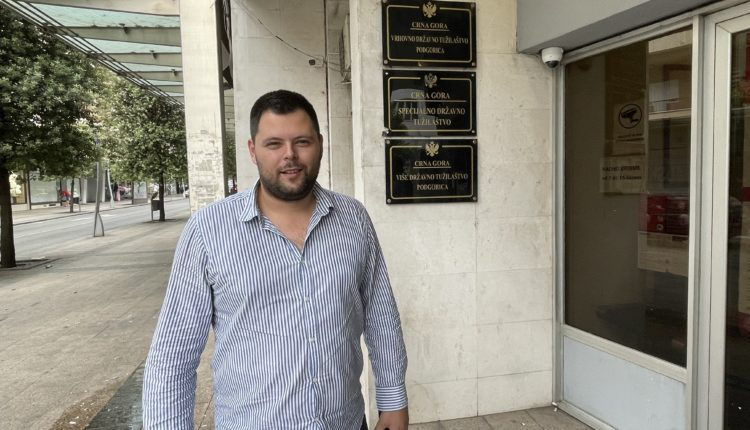 """Градоначелник Никшића саслушан у Вишем тужилаштву због """"негирања геноцида"""""""
