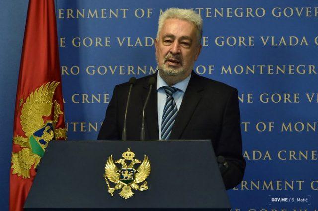 Krivokapić: Ukoliko dođe do incidenta na Cetinju odgovorni će biti organizatori, odnosno izazivači protesta