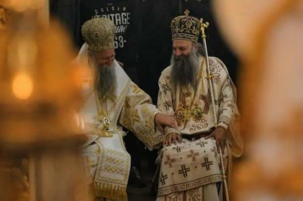 Mitropolit Joanikije: Služiću bratskom pomirenju u Crnoj Gori