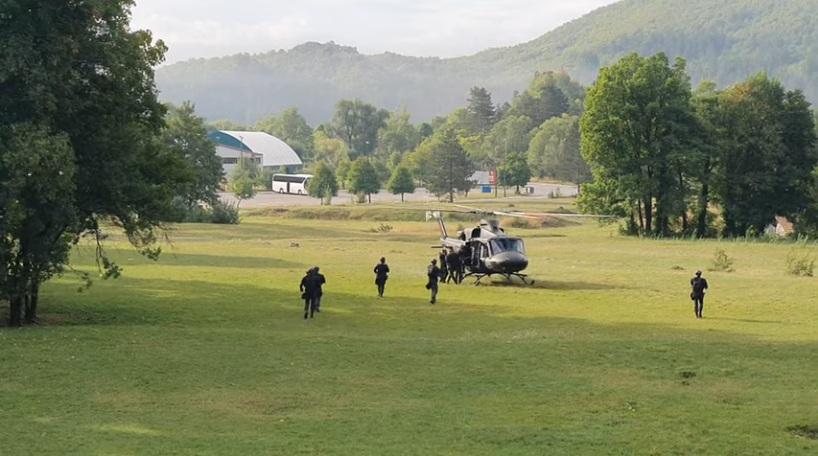 Dva pilota MUP-a Crne Gore odbila da prevezu patrijarha Porfirija i mitropolita Joanikija na Cetinje