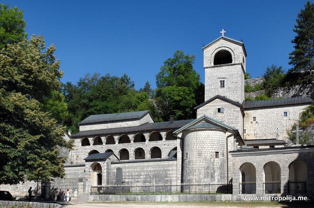 """Vlasti na Cetinju zakazale sednicu radi """"vraćanja Cetinjskog manastira Crnogorskoj pravoslavnoj crkvi"""""""