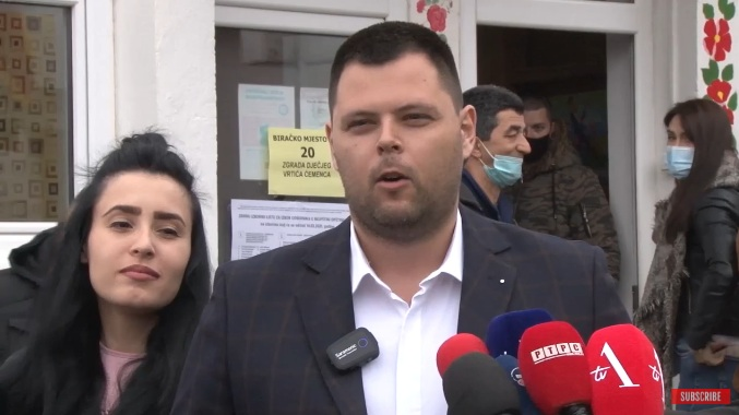 "Optužni predlog protiv gradonačelnika Nikšića zbog ""negiranja genocida"""