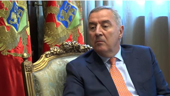 Đukanović: Vlada servis Srpske pravoslavne crkve, koja je instrument realizacije projekta Velike Srbije, što je službena državna politika Beograda