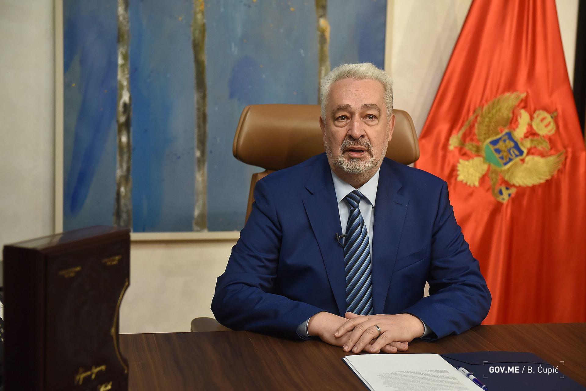 Кривокапић: Атак на имовину кренуо већ формирањем те такозване Црногорске православне цркве