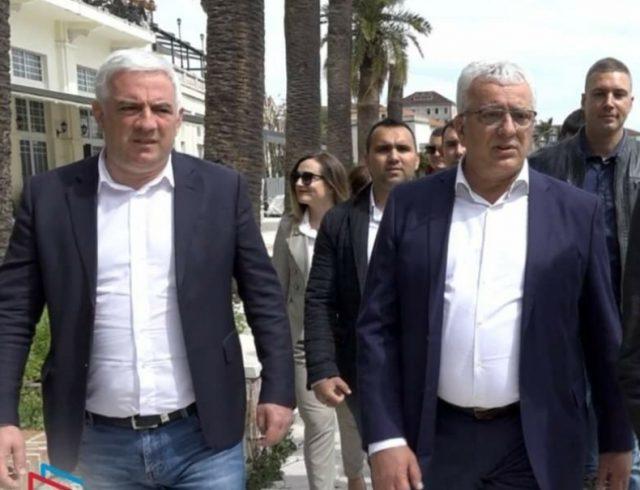 Вучуровић: Нећемо подржати ниједну владу у којој не буде Андрија Мандић