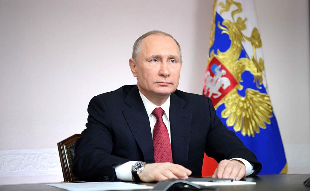 Путин: Русија спремна на сарадњу како би се умањили изаови и претње човечанству