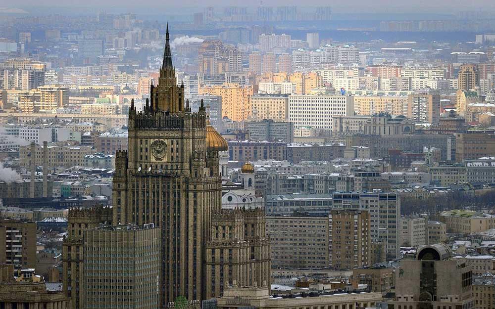 Москва ће одговорити на блокирање своје дипломатске имовине у САД
