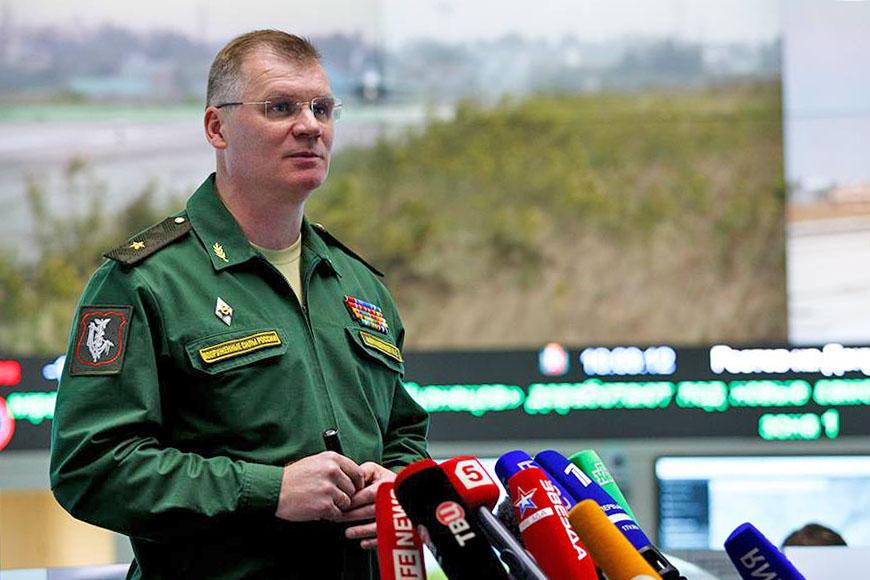 Конашенков: Изјаве Фелона показују отворено непознавање војно-поморске науке