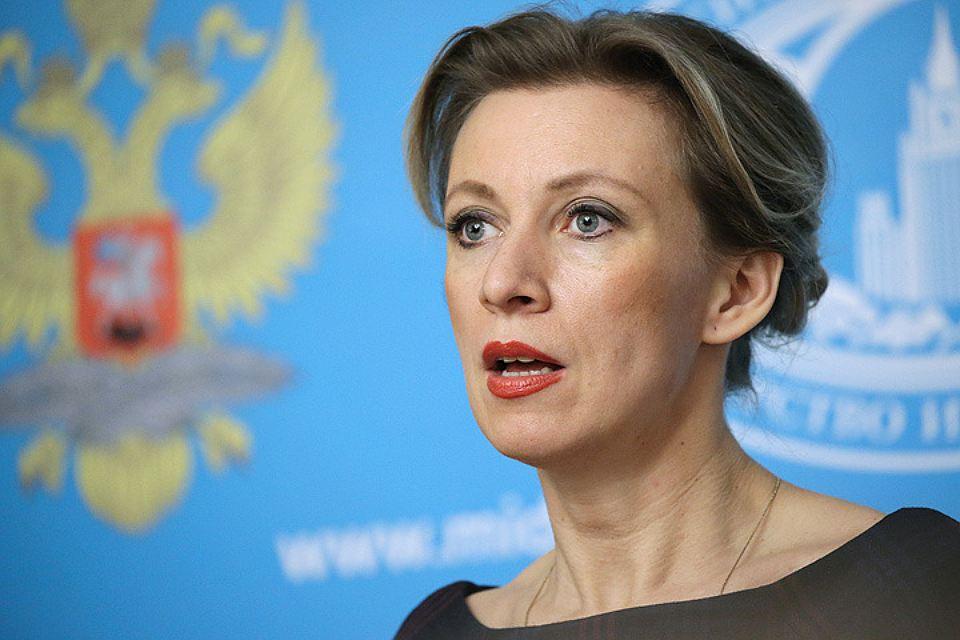 Захарова: Провокационе изјаве САД према Дамаску усмерене су и против Русије