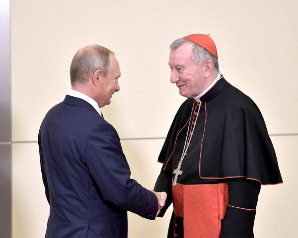 Русија цени конструктивни дијалог с Ватиканом