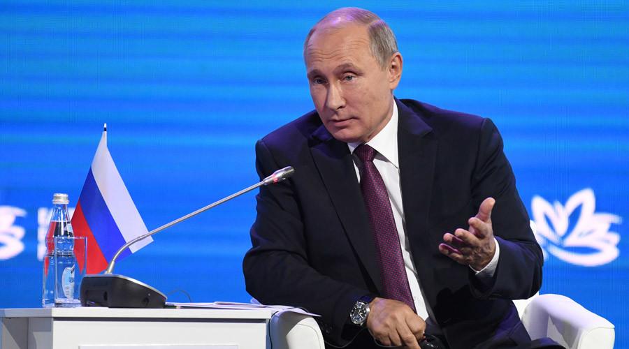 РТ: Оружје за масовно уништење неће бити кориштено на Корејском полуострву - Путин