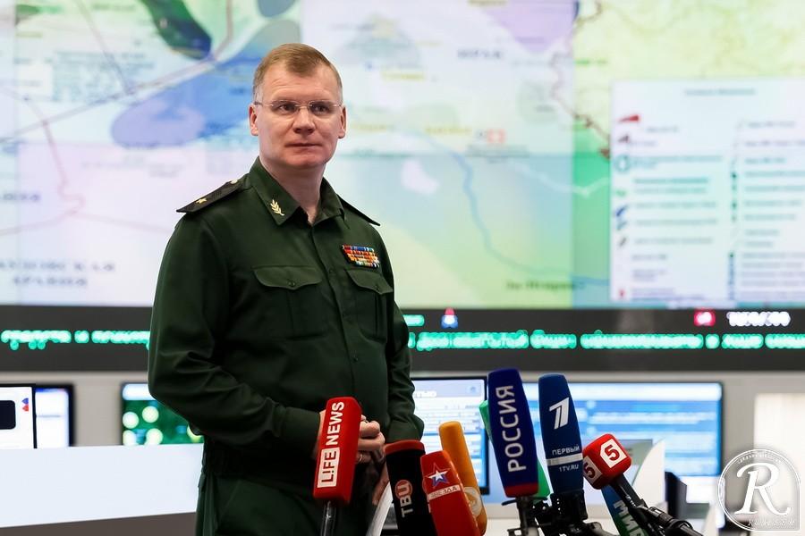 Конашенков: Сједињене Државе саботирају мировни процес у Сирији