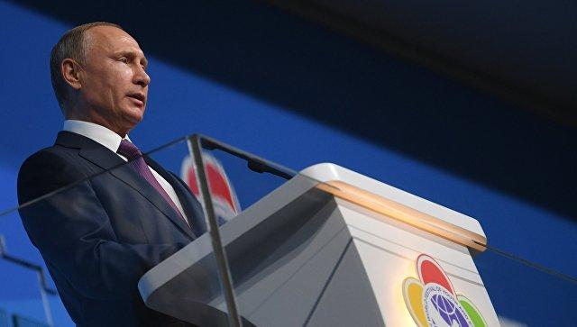 Путин: Човечанство би могло да ступи у веома сложен период свог развоја и постојања
