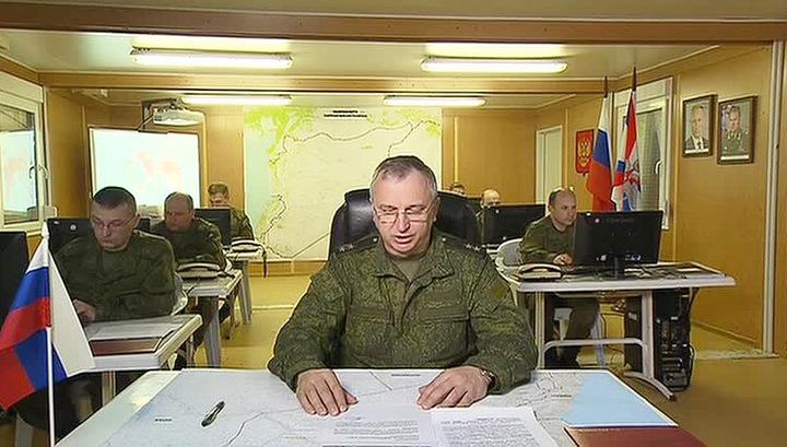 Руски центар за помирење у Сирији наставља да ради на развијању мировног процеса