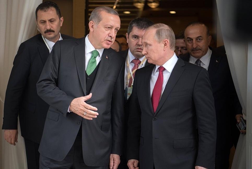 Путин: Односи Москве и Анкаре се могу сматрати у потпуности обновљеним