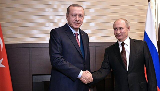 Путин: Рад Русије, Турске и Ирана по питању Сирије доноси видљив резултат